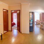 4-местный 3-комнатный Люкс коттедж Аргус