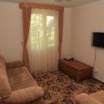 Домик 2-комнатный 2-местный