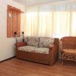 Домик 4-комнатный 4-местный