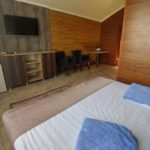 Luxe 4-местный 2-комнатный