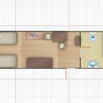 1-комнатный 2-местный (тип2)