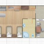Толкун 1-комнатный 3-местный